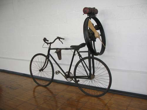 Peugeot Propeller Bicycle-1920