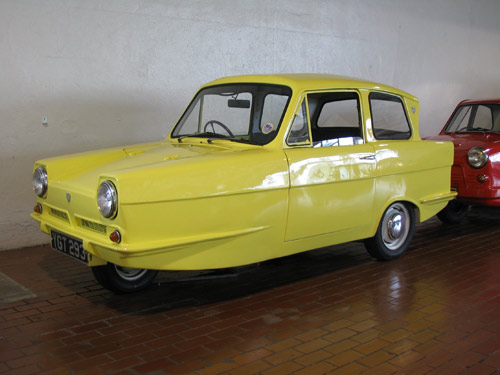 reliant regal 3-30
